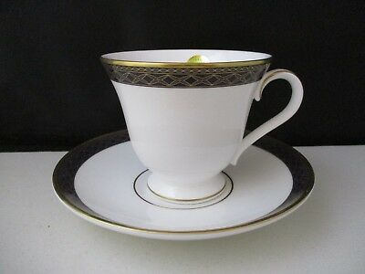 "Waterford Powerscourt Cup & Saucer 3"" -0908H"