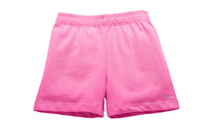 Girls Pink Modesty Shorts for Under Her Dresses and Skirts - Uniform Friendly