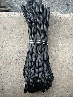"New England Static Line Low Stretch Rope Climbing, Rappel, Tag Line 1/2"" x 45'"