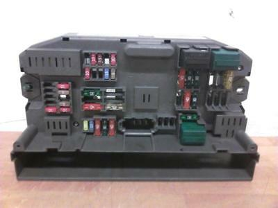 BMW X5 E70 Fusebox Fuse Box & Relays With Fuses 518954020A 693168703 ...