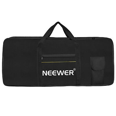 Neewer 61 Key Electronic Organ Piano Keyboard Case Portable Oxford Cloth Bag