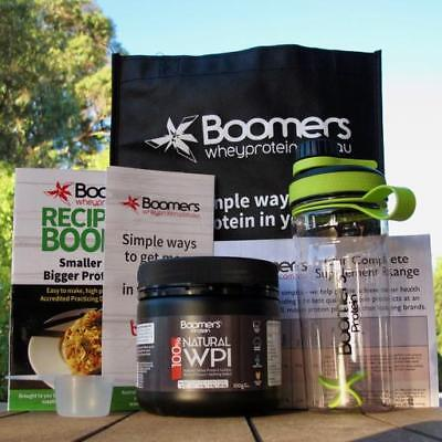 Supplement Boomers Protein Bariatric Pack