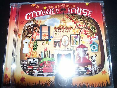 Crowded House The Very Best Of Greatest Hits (Australia) CD - New