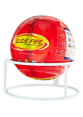 Genuine Elide Fire Extinguisher Ball Auto-Ignition A-B-C-E Class EU Standards