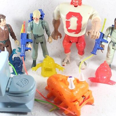 The Real Ghostbuster Figuren Sammlung Set Konvolut 1980s Columbia Pictures 80er