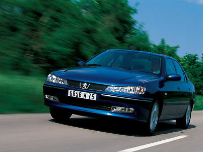 Peugeot 406 Workshop Manuale Officina Pdf Dvd Repair Service English