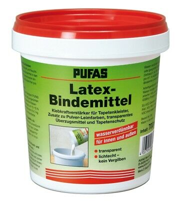 (9,97 EUR/l) PUFAS Latex-Bindemittel 700ml