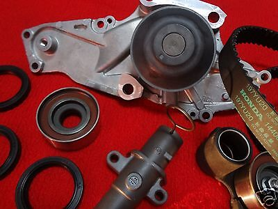 Timing Belt Kit & Water Pump for Honda V6 Accord Odyssey Pilot Ridgeline OEM