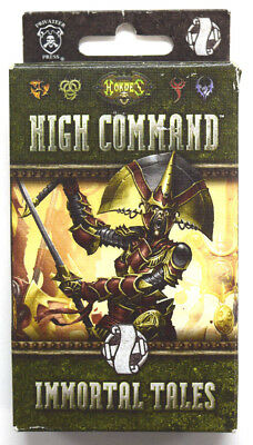 Hordes High Command Immortal Tales Expansion Pack PIP 61015