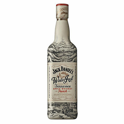 Jack Daniel's Winter Jack Tennessee Apple Whisky Punch - 70cl