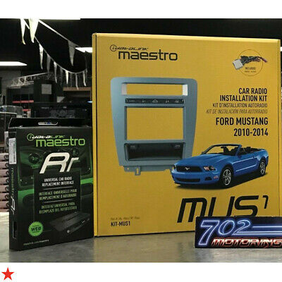 iDATALINK MAESTRO ADS-MUS1 +ADS-MRR COMPATIBLE WITH ALPINE ILX-F309 HALO9 MEDIA