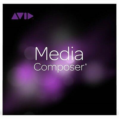 Avid Media Composer 8 1-Year Subscription License *Student Discount*