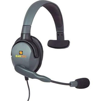 Eartec Single-Ear Max4G Midweight Plug-In Headset with Mic #HUBMXS