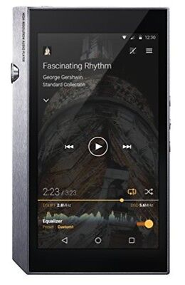 F//S 2017 NEW Pioneer digital audio player private high reso silver XDP-30R S