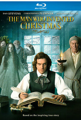 The Man Who Invented Christmas [New Blu-ray] With DVD, 2 Pack, Digitally Maste