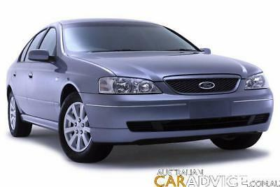 Workshop Manuale Ford Falcon 03-05 Melgio Andare Officina Pdf Dvd Repair English