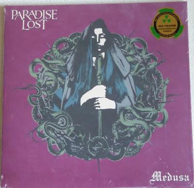 PARADISE LOST - Medusa - 1 LP Ltd. Ed. Green/Gold Vinyl - NEW!