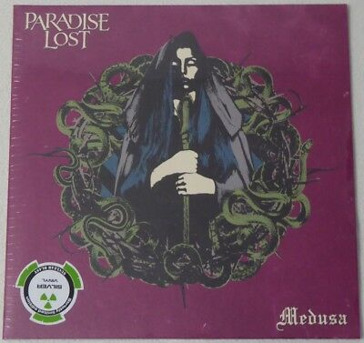 Paradise Lost ‎– Medusa - 1 LP Ltd. Ed. Gold Vinyl - NEW!