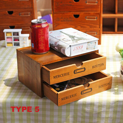 Wooden Sewing Storage Basket Box Gift Set Sewing Tool Kit Accessories Case