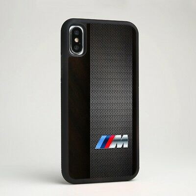 BMW M GT Bavarian Motor Work Car Silicone Phone Case Cover for Apple iPhone