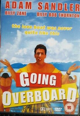 Going Overboard (DVD, 2006)