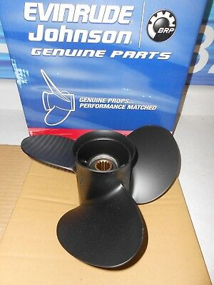 0778606 New Genuine Johnson Evinrude 40 Hp 50 Hp Propeller 12 X 10 Pitch Lot C4