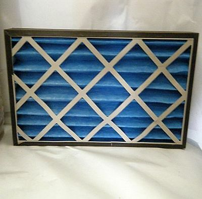 "Camfil Pleated Panel Air Conditioning Filter Airflow 4"" Deep 680x445x97mm"