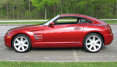 WORKSHOP MANUALE CHRYSLER CROSSFIRE OFFICINA ON DVD REPAIR SERVICE English