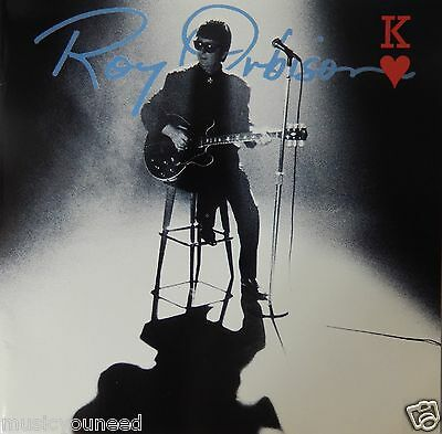 Roy Orbison - King of Hearts (CD 1992 Virgin) Near MINT