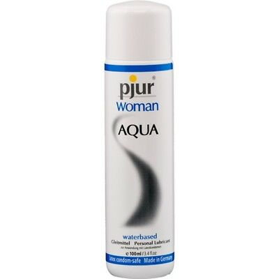 Pjur Woman Lubricante Base Agua 100 Ml