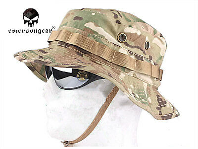Emerson Tactical Boonie Hat Camo Military Sports Outdoor Fishing Hats Multicam