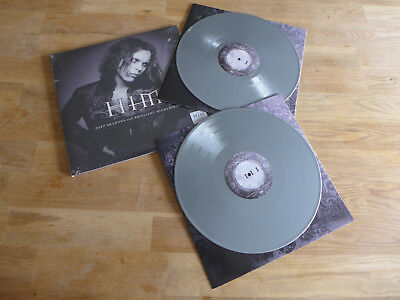 HIM - Deep Shadows And Brillant Highlights. 2LP. Limited. Silver. US