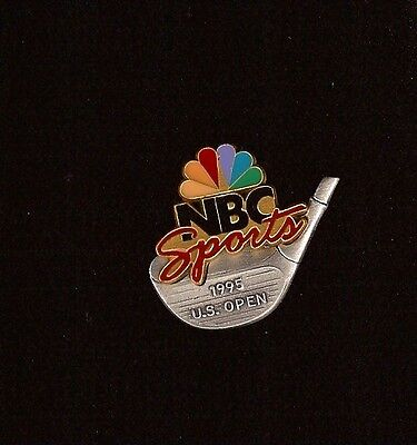 Pin'S Golf Us Open Nbc Sports 1995 ***** No Pin'S Roland Garros