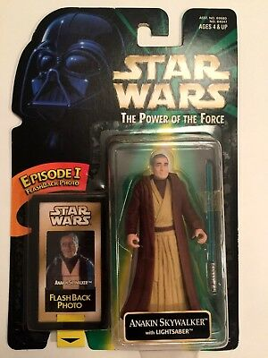 Star Wars Figur Anakin Skywalker Of The Force POTF2 MOC neu OVP