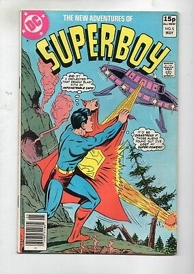 The New Adventures Of Superboy # 5 / Dc 1980 / Fine.