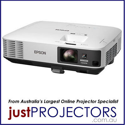 Epson EB-2250U Full HD 5000 Lumen Projector. 3 Year Epson Australia Warranty.