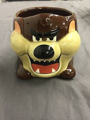 Tazmanian DEVIL MUG CUP Griswold Christmas Vacation Applause 1989 New
