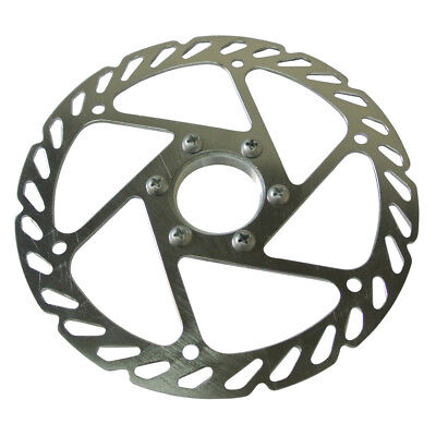 Cycling Bicycle Bike 160mm Brake Disc Rotors with 48mm 6 Bolts Flange Adapter