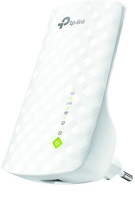 TP-LINK RE200 AC750 Dual Band WLAN Repeater 750Mbits LAN Port WPS Verstärker
