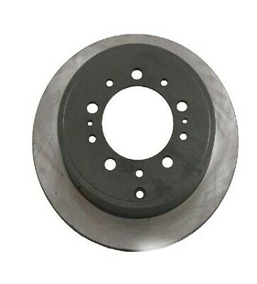 Front Disc Brake Rotor OPparts 40551048 For Toyota Sequoia Tundra 2006-2010