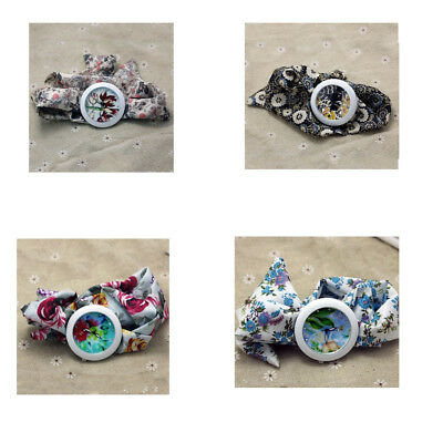 New Design Ladies Fabric Watch Sweet Girls Bracelet Watch Fashion Design Ladies