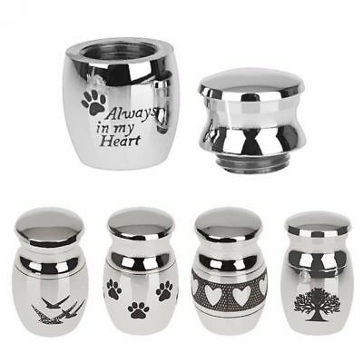 Creative Mini Keepsake Urn Small Cremation Urn for Ashes Funeral Urn 10 Styles