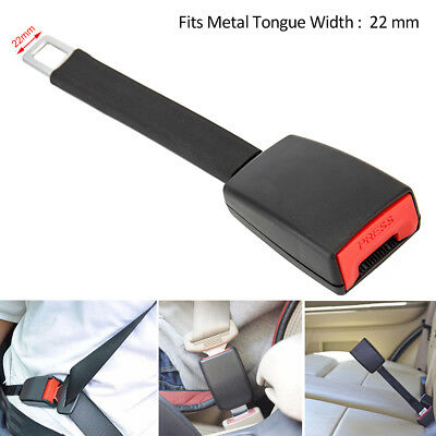 Car Seat Belt Extender 1pc Extension Safety Buckle Clip Universal Adjutable