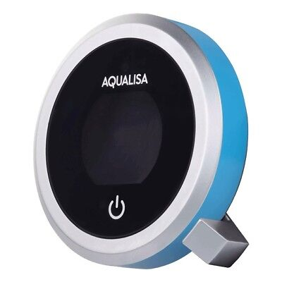 Aqualisa Q Accent Ring Pack for Controller and Handset Lagoon Blue QTD.AA.04