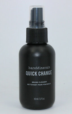 Bare Escentuals bareMinerals Tools Quick Change Brush Cleaner Spray NEW Edition