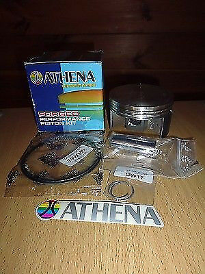 KYMCO KXR 250 KOLBEN KOLBENRINGE PISTON RING 77,95 mm ATHENA