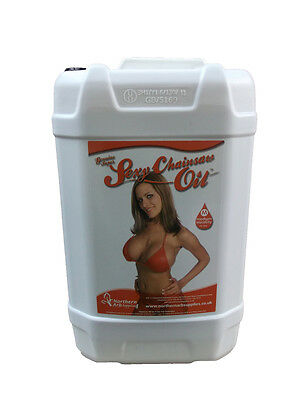 25 Litres 25L Of Chainsaw Saw Chain Oil For Guide Bar Oil Pump All Makes Of Saws