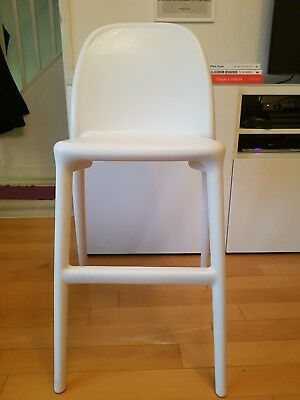 ikea urban junior high chair white cost 35 new toddler chair
