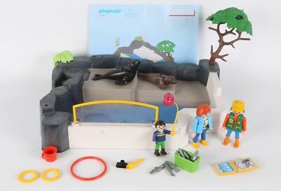 Playmobil Zoo 3135 Seehundbecken