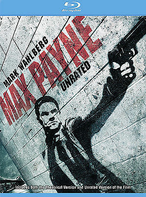 Max Payne (Unrated Edition) [Blu-ray] Blu-ray